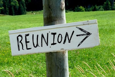 college reunion party