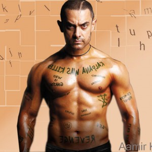 Aamir Khan Shirtless