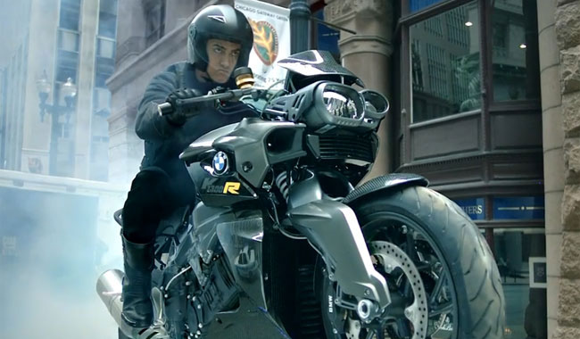 Dhoom 3 First Week Collection