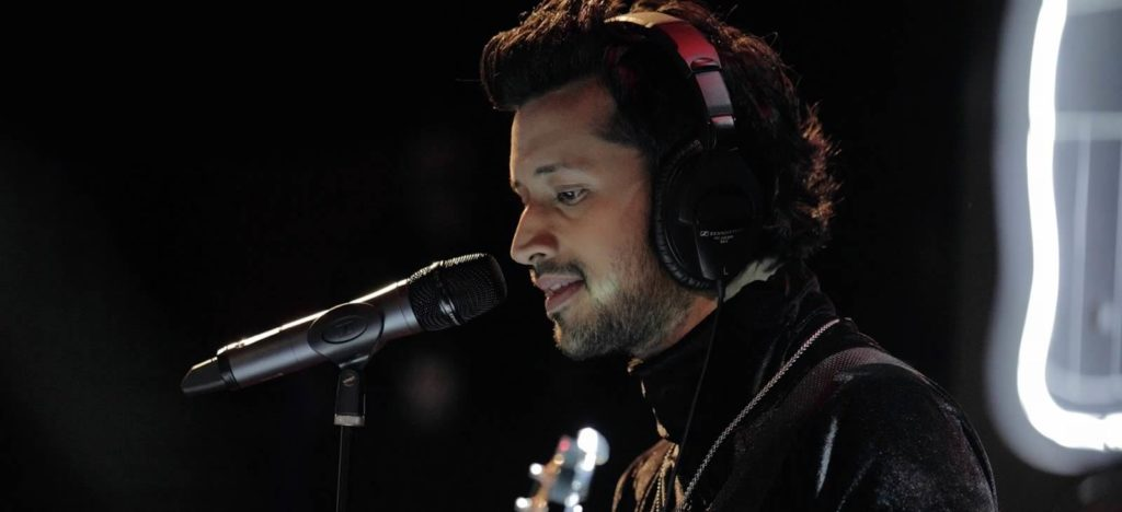 Photo of Atif Aslam