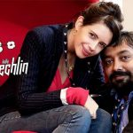 Anurag Kashyap with his wife