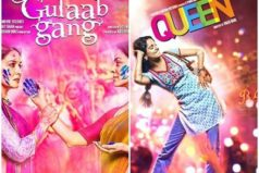 First week Box office collection of Queen and Gulab Gang