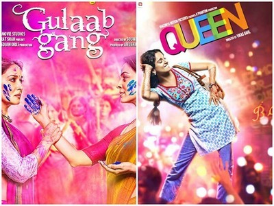 Queen and Gulab Gang box office