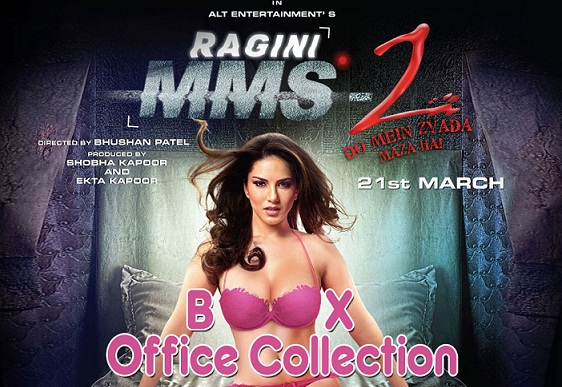 Ragini MMS 2 Box Office Collection