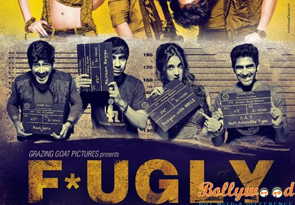 Fugly Official poster
