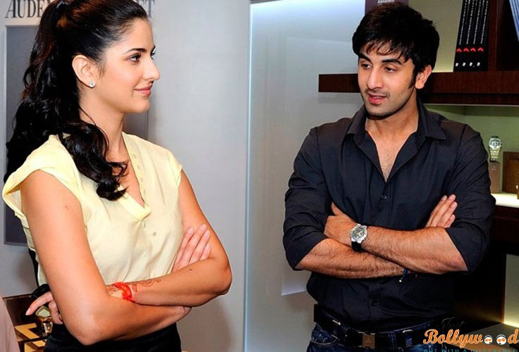 Ranbir and Katrina come together