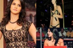 A scintillating stripping act by Sunny Leone Leaked