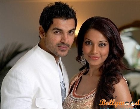 Bipasha Basue and John Abraham