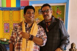 Father and son duo, Boman Irani and Kayoze Irani will perform in comedy film