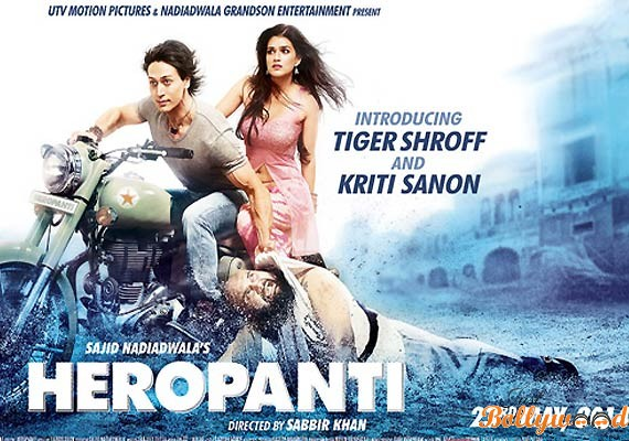 Heropanti film review