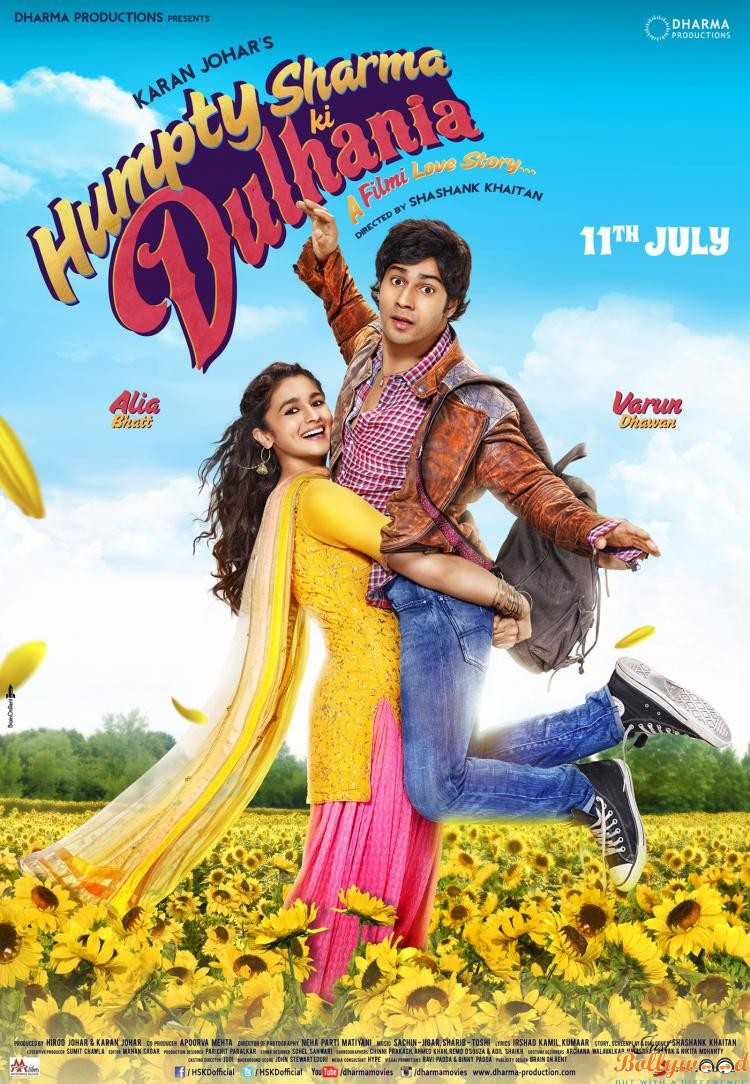 Photo of Humpty Sharma Ki Dulhania new poster is out