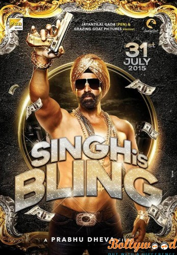 Singh is Bling posters