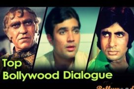 Top 10 Best Dialogues of Bollywood
