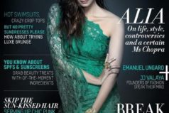 Alia Bhatt sizzles on the cover of L'Officiel Magazine