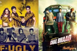 First week box office collection of Fulgy and Chal Bhaag