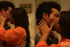 Jay Bhanushali and Surveen Chawla sizzling kiss in Hate Story 2