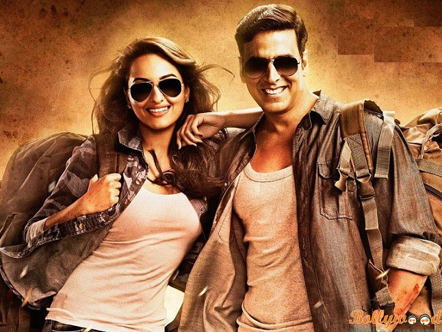 Holiday Crosses The 100 Cr Mark Worldwide