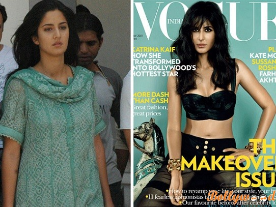 Top 10 Bollywood actresses before and after their weight loss -