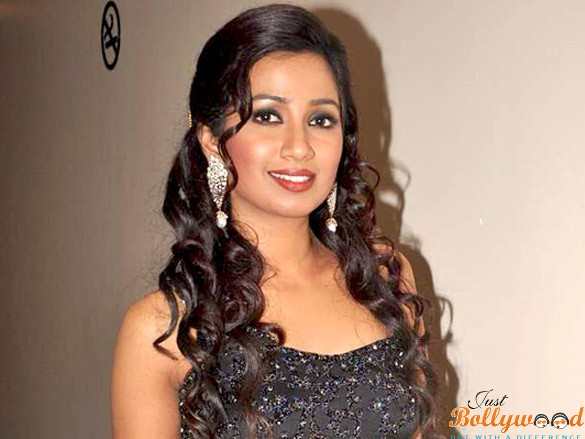 Shreya Ghosal birthday