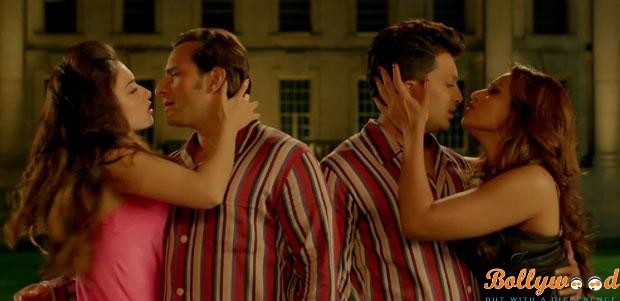 Barbaad Raat The Latest Song from Humshakals Released