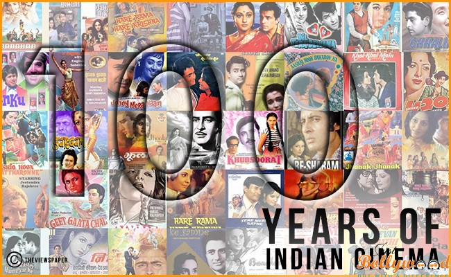 100 years of bollywood