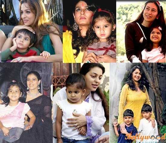 Bollywood Celebrity Moms