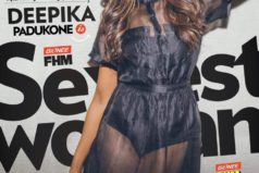 Deepika Padukon sizzles on FHM India's 100 Sexiest Women In The World 2014