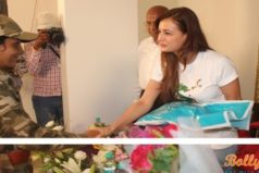 Women Forest Guards Saluted by Actress Diya Mirza