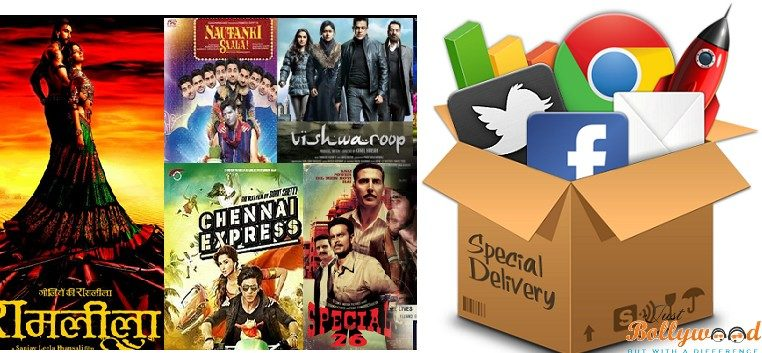 Marketing and promotions bollywood
