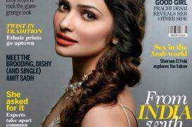 Prachi Desai On The Covers Femina For July 2014 Issue