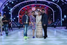 'Singham Returns' Bash On 'Jhalak Dikhla Jaa' for the Promotion