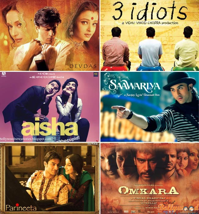 bollywood movies trends