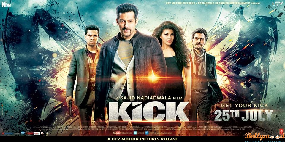 box office collection of kick movie