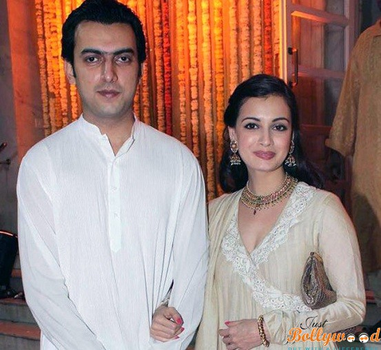 Dia Mirza and Sahil Sangha getting married in October ...
