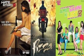 First week collection Hate Story 2, Pizza 3D and Amit Shah Ki List