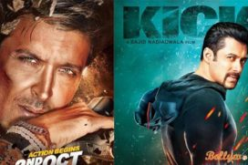 Salman's Devil's role in Kick Vs. Hrithik in flying action in Bang Bang