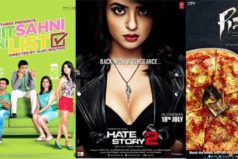 Hate Story 2 beats other two releases with 5.4 crore collection at box office