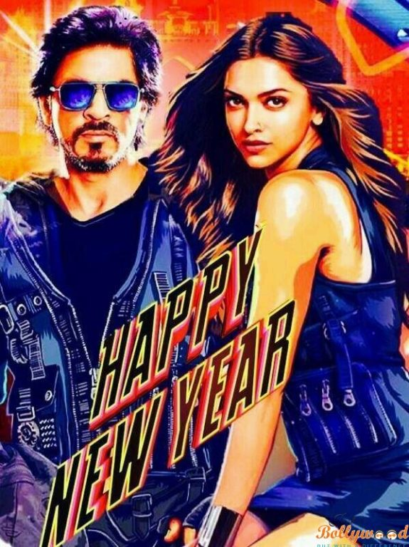 5 things you can expect from the Happy New Year Trailer