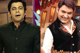 Ghutti (Sunil Grover) unhappy with Kapil warns to leave the show