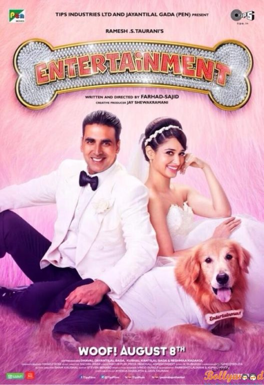 Its entertainment movie review