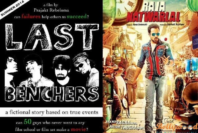Lastbenchers and raja natwarlal