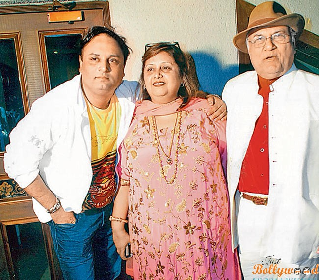 Rani's brother to head Production team of YRF