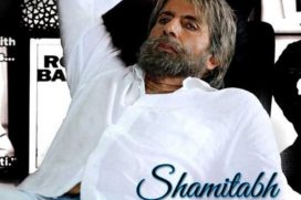 Shamitabh : A New Avatar Of Big B Release Date Confirmed