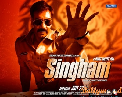 Singham Returns First day collection