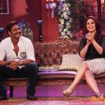 ajay on comedy nights with kapil