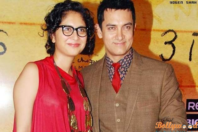 The Birthday plans of Aamir Khan for his Wife Kiran Rao