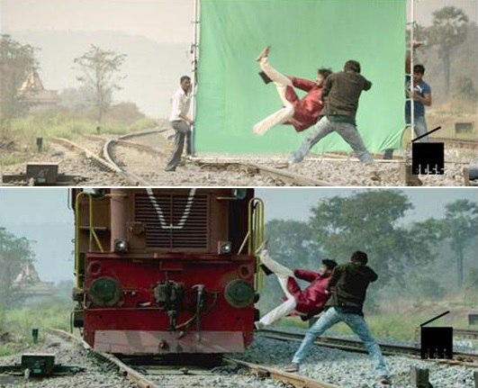 bollywood VFX Effects