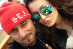 Yo Yo Honey Singh in London for his Album Desi Kalakar