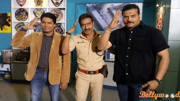 singham returns on cid