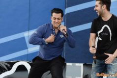 Spotted : Salman Khan at Music Release of Dr. Cabbie